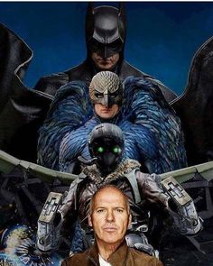 """On my way for a second serving of Spider-Man: Homecoming. :) Came across this nice piece of art which """"aerial"""" Michael Keaton role did you like best? #michaelkeaton #batman #birdman #vulture #spidermanhomecoming #justiceleague #spiderman #beetlejuice #movie #movies #geek #geeked #geeklife #geekculture #geekout #geekstuff #spidermannl @sonypicturesnl"""
