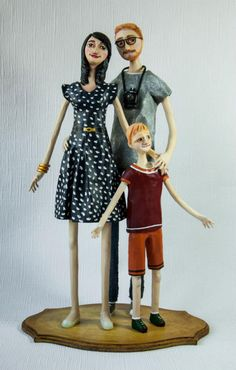 Papel Machê - Escultura de Alice Mantellatto