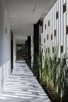 Naman Spa / MIA Design Studio