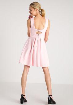 Dorothy Perkins Jerseykjole - pink - Zalando.no