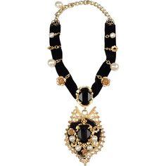 DOLCE & GABBANA Necklace ($890) ❤ liked on Polyvore