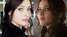 katniss everdeen makeup tutorial - YouTube