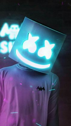 Marshmello Wallpapers - Click Image to Get More Resolution & Easly Set Wallpapers Musik Wallpaper, Dance Wallpaper, Smoke Wallpaper, Hacker Wallpaper, Graffiti Wallpaper, Neon Wallpaper, Mobile Wallpaper, Wallpaper Backgrounds, Tumblr Wallpaper