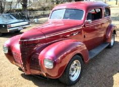 1939 Plymouth 2-door Sedan