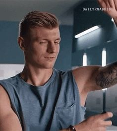 Toni Kroos of Real Madrid & Germany Real Madrid, Toni Kroos, World Cup 2014, Germany, Soccer, Hannibal Lecter, Football, Sports, Gifs