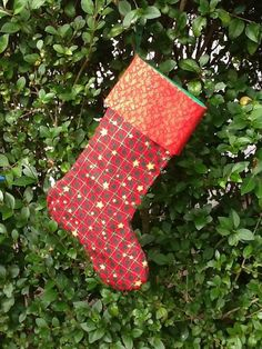 Santa's Christmas Stocking £11.00