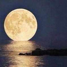 Super Moon in Key West Florida