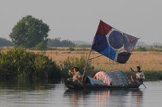 Kaladan river, Sittwe, Mrauk U, Myanmar, Burma, Rakhine