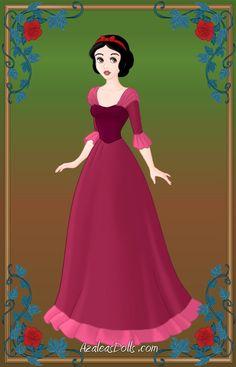 Snow White as Belle 3