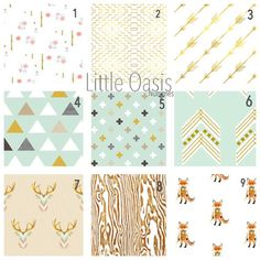 Planning for baby is one of the most exciting times! So much thought goes into creating the perfect environment. Simply choose your fabric