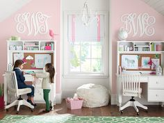 Stay organized this school year with a desk and chair perfect for your little one's homework and study space.