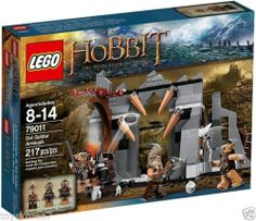 LEGO The Hobbit 79011 Dol Guldur Ambush NEW Factory Sealed