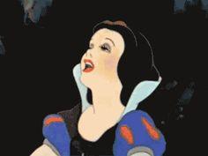 Snow White Exploding