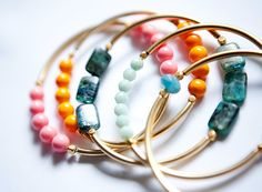 Reserved for Roxanne For your choice FOUR Gemstone by pardes,