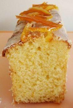 receta-sin-gluten-budin-naranja02 Gluten Free Cakes, Gluten Free Baking, Gluten Free Desserts, Vegan Gluten Free, Gluten Free Recipes, Delicious Desserts, Yummy Food, Pan Dulce, Tortas Light