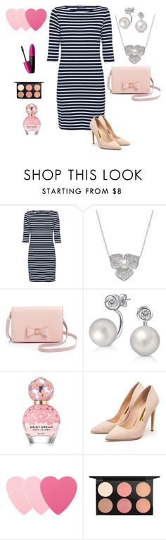 """Love"" by regnovo on Polyvore featuring Saint James, Eliot Danori, Ted Baker, Bling Jewelry, Marc Jacobs, Rupert Sanderson, Sephora Collection, MAC Cosmetics and Revlon"