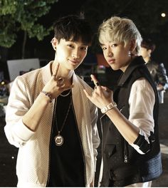 Jae Bum and BamBam ♥