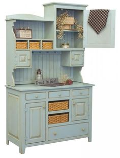 Kitchen hutch and kegerator - Home Brew Forums