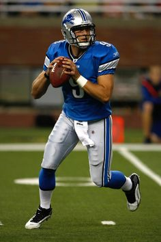 Give him a couple healthy seasons, and Stafford will lead the Lions to their first Super Bowl appearance and win.