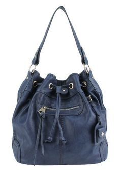 #Handbags: Scarleton Large Drawstring Handbag H1078 - Drawstring closure with magnetic snap:  Buy New: $29.99
