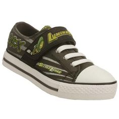 6fde1fe98679 Skechers SK90428 Stoked-Rosewell Boys Trainers - Green £37.99