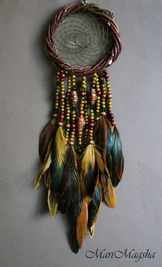Prettyyyyy (dream catcher idea) inspiration