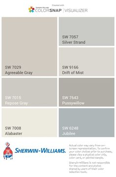 Ideas for kitchen paint colors greige repose gray Bedroom Paint Colors, Interior Paint Colors, Paint Colors For Home, Wall Colors, Popular Paint Colors, Griege Paint Colors, Kitchen Paint Colors With Cherry, Interior Painting Ideas, Colors For Kitchen Walls