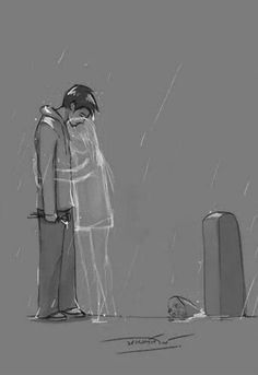 Image result for drawings of sad love