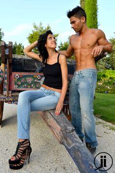 tejido jeans