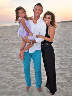 Giada and her husband, Todd and daughter, Jade