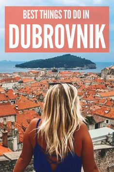 Planning a short getaway to Dubrovnik and don't know how to maximise your time there? Find out the best things to do and places to see if you only have 3 days to visit Dubrovnik. Europe Travel Guide, Backpacking Europe, Europe Destinations, Travel Guides, Europe Packing, Packing Lists, Travel Deals, Travel Hacks, Travel Packing