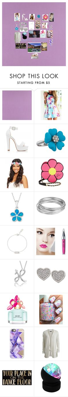 """Party with Matt"" by teen-wolf-lover ❤ liked on Polyvore featuring Casadeco, Forever New, Josette, Betsey Johnson, Worthington, Nashelle, Bling Jewelry, Carolee, Marc Jacobs and Casetify"
