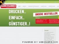 Bannerhammer Mannheim bietet ein großes Sortiment an LED Buchstaben und LED Leuchtkästen an http://www.bannerhammer.de/leuchtreklame.html