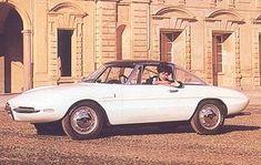 Alfa Romeo Giulietta SS Coupe (Pininfarina), 1962