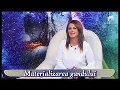 Materializarea gandului, Dimitria Puchiu-medium, scriitor, terapeut - YouTube Spirituality, Medium, Google, Youtube, Facebook, Spiritual, Medium Length Hairstyles