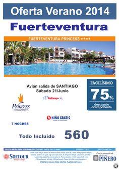 Fuerteventura: 75% Hotel Fuerteventura Princess salidas desde Santiago de Compostela ultimo minuto - http://zocotours.com/fuerteventura-75-hotel-fuerteventura-princess-salidas-desde-santiago-de-compostela-ultimo-minuto-2/