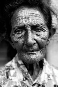 Photo by Rob Rickman  What a story just one image can tell.. All her worries,her troubles, her aspirations, her pain.. It's all there and all so raw!