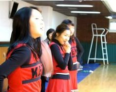 SNSD Tiffany cheerleader pre debut