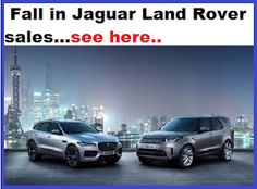 Jaguar Land Rover experience sales fall to units in November. Jaguar Land Rover, Business Branding, Landing, November, The Unit, Models, Fall, November Born, Templates