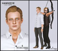 Hawkeye - The Sims 3 Journal