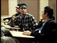 """an analysis of the movie stand and deliver """"ganas that's all you need ganas,"""" says the whispering edward james olmos  in """"stand and deliver,"""" the 1988 film that famously depicts."""