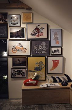 Residence of Impermanence   Deus Ex Machina   Custom Motorcycles, Surfboards, Clothing and Accessories
