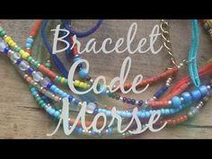 ▶ DIY Tutorial - Bracelet Code Morse - YouTube