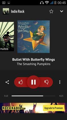 Rock Radio, Smells Like Teen Spirit, Butterfly Wings, Nirvana, Grunge, Indie, Bloom, Classic, Derby