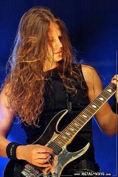 Mark Jansen of Epica.