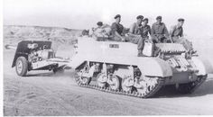 Canada/UK Armored Personel Carrier - 650 converted A requirement of war The Miracle at Canadian Army, British Army, British Tanks, North African Campaign, Ww2 Photos, Ww2 Tanks, Armored Vehicles, War Machine, World War Two