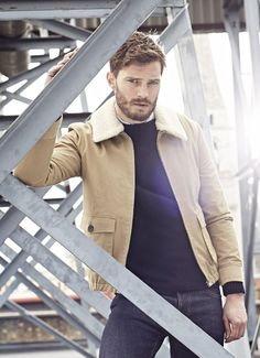 Jamie Dornan Returns to Modeling Roots for Sunday Times Style image CameronMcnee 190413 JamieDornan Shot 01 4691