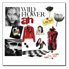 """""""Wild flowers """" by xena-style on Polyvore"""