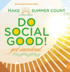 Make your summer count! Count, Make It Yourself, Summer, Decor, Summer Time, Decoration, Decorating, Deco