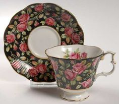 Royal Albert Merrie England Series at Replacements, Ltd
